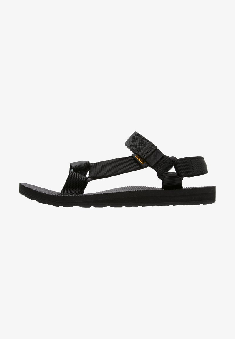 Teva - ORIGINAL UNIVERSAL WOMENS - Walking sandals - black