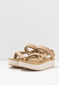Teva - FLATFORM UNIVERSAL WOMENS - Walking sandals - lark - 2