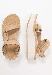 Teva - FLATFORM UNIVERSAL WOMENS - Walking sandals - lark - 1