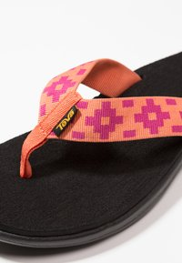 Teva - VOYA - Flip Flops - maya check flamingo - 5