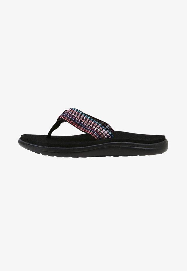 VOYA - T-bar sandals - barstreet multiblack