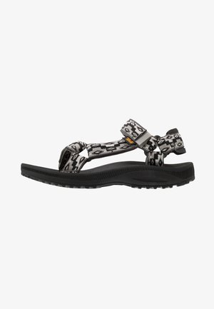 WINSTED WOMENS - Outdoorsandalen - monds black/multicolor