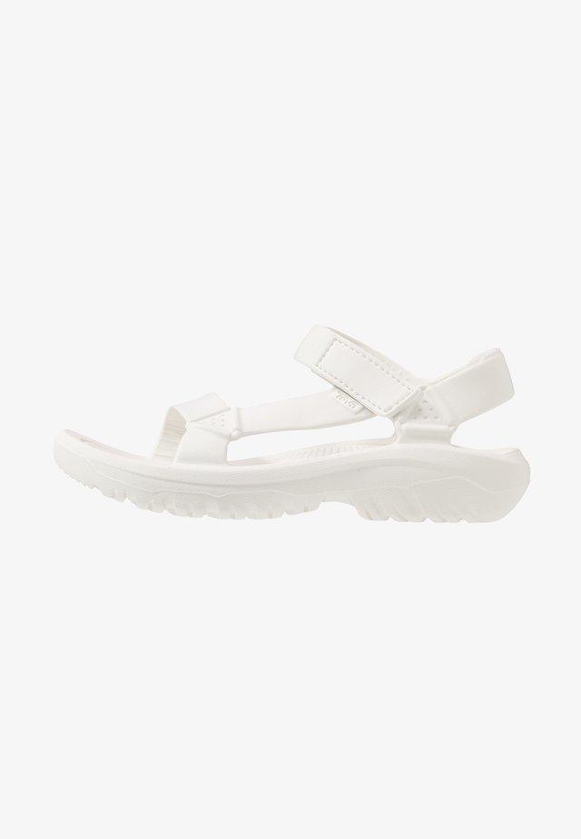HURRICANE DRIFT - Outdoorsandalen - white