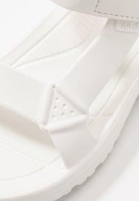 Teva - HURRICANE DRIFT - Walking sandals - white - 5