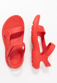 Teva - HURRICANE DRIFT - Outdoorsandalen - firey red - 1