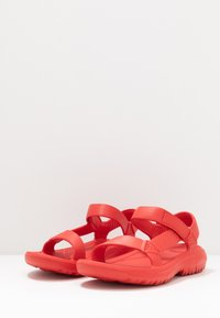 Teva - HURRICANE DRIFT - Outdoorsandalen - firey red - 2
