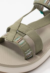 Teva - MIDFORM ARIVACA WOMENS - Walking sandals - burnt olive - 5