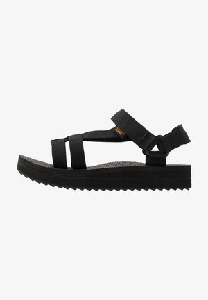 MIDFORM ARIVACA WOMENS - Outdoorsandalen - black