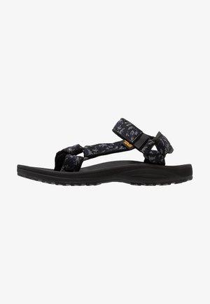 WINSTED         - Chodecké sandály - bramble black