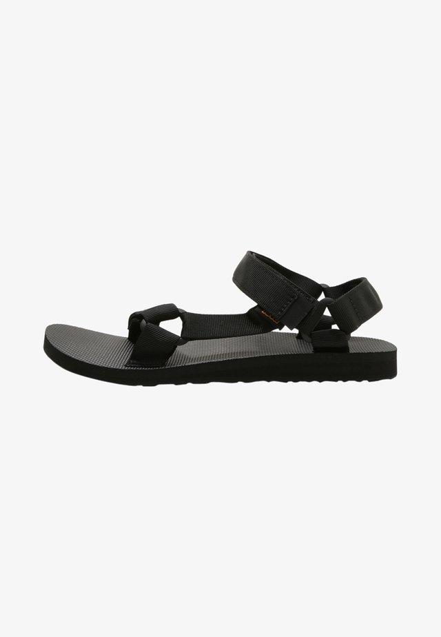 ORIGINAL UNIVERSAL URBAN - Chodecké sandály - black
