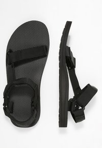 Teva - ORIGINAL UNIVERSAL URBAN - Walking sandals - black - 1