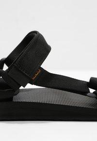 Teva - ORIGINAL UNIVERSAL URBAN - Walking sandals - black - 5
