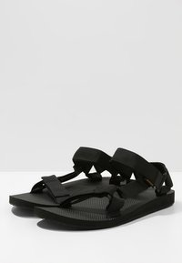 Teva - ORIGINAL UNIVERSAL URBAN - Walking sandals - black - 2