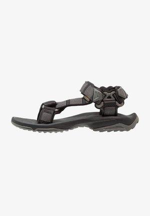 TERRA FI LITE    - Chodecké sandály - schwarz/grau