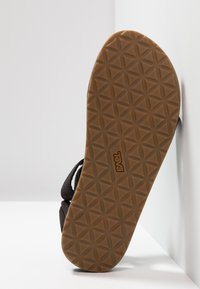 Teva - ORIGINAL UNIVERSAL - Walking sandals - black - 4