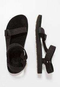 Teva - ORIGINAL UNIVERSAL - Walking sandals - black - 1