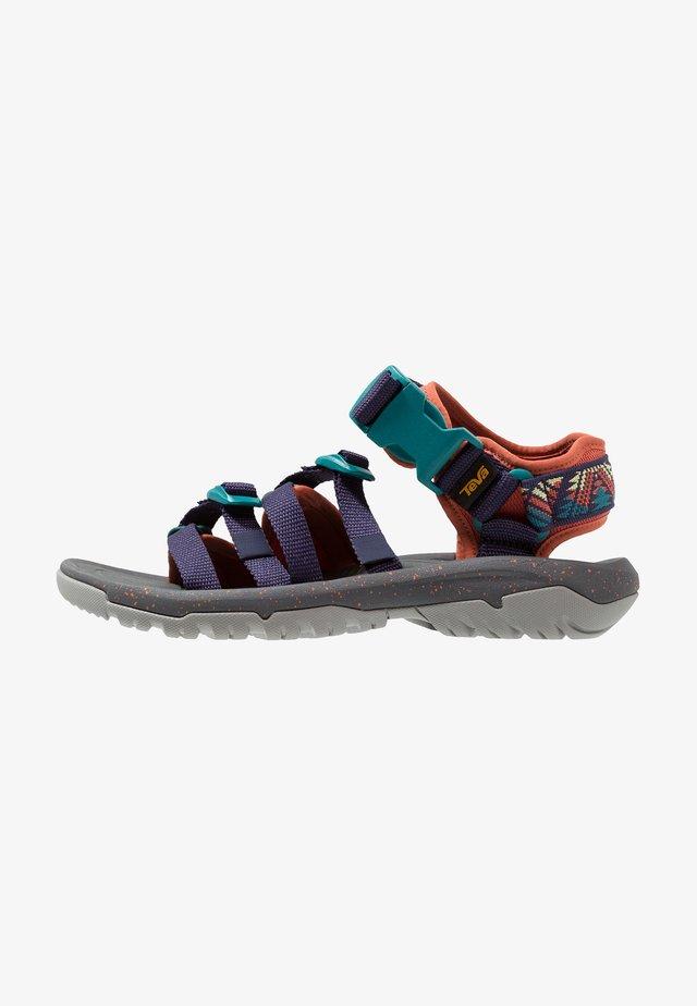 HURRICANE XLT2 ALP - Walking sandals - deep lake