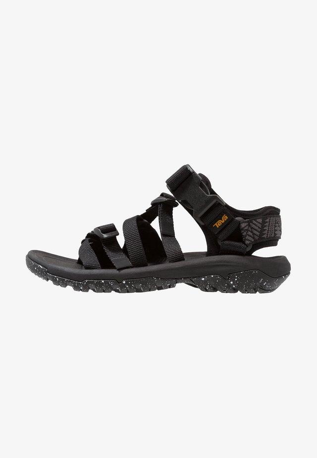 HURRICANE XLT2 ALP - Walking sandals - black