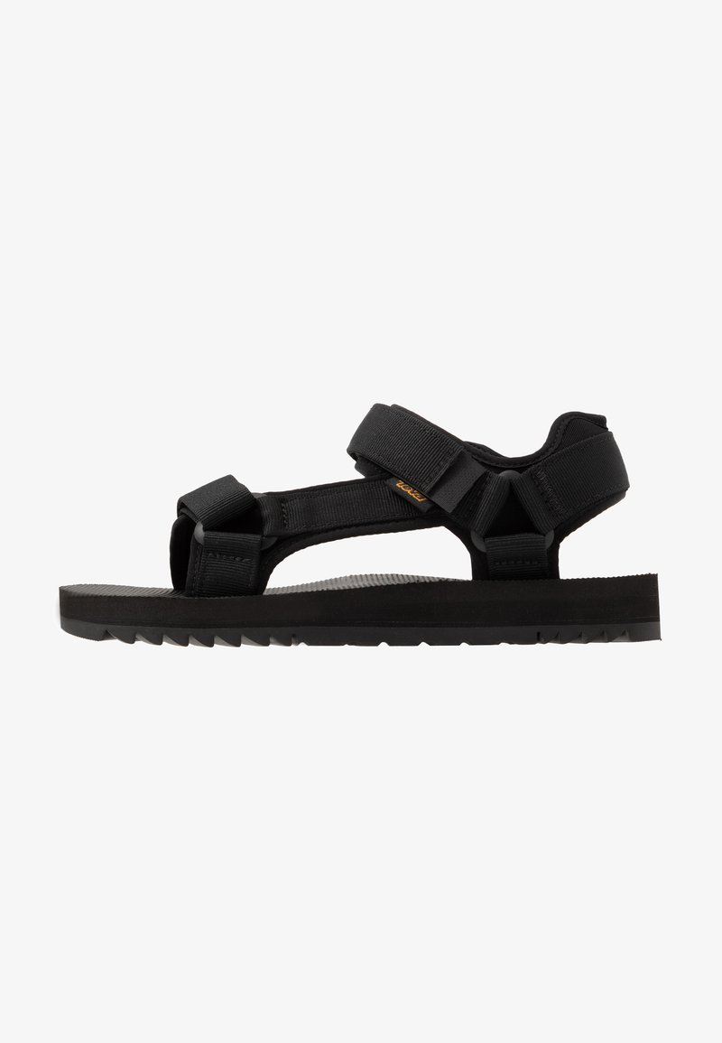 Teva - UNIVERSAL TRAIL - Walking sandals - black