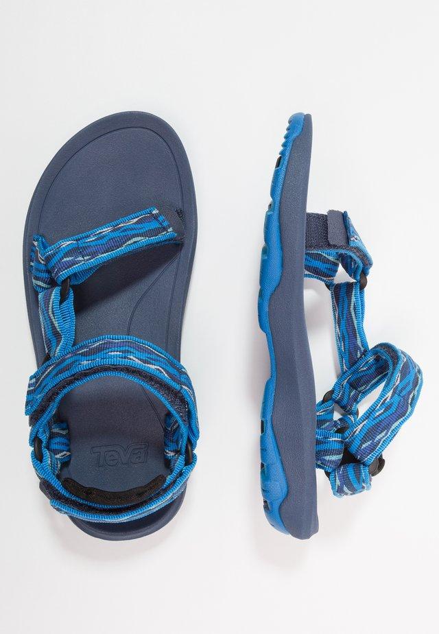 Chodecké sandály - deimar blue