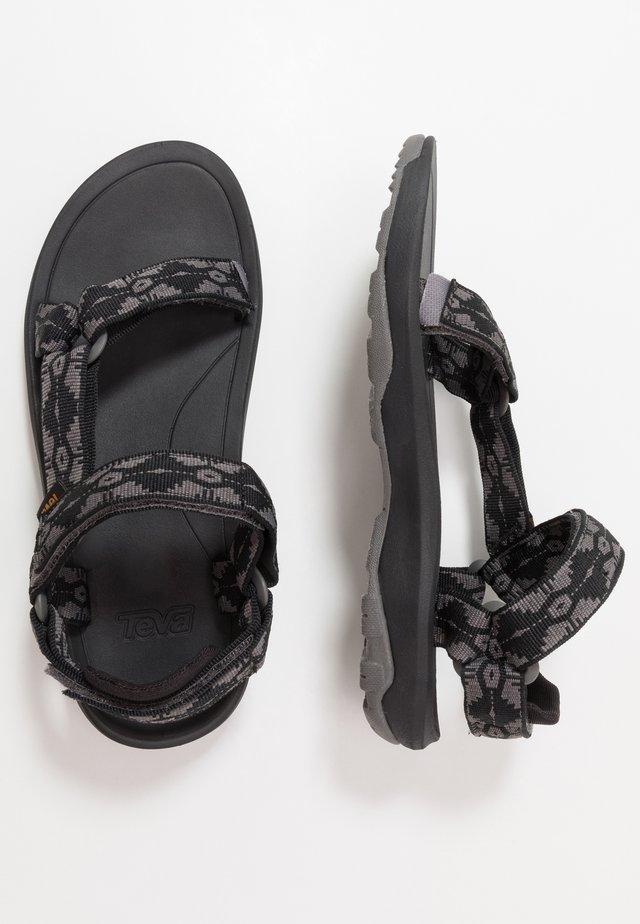 Chodecké sandály - dark gull grey
