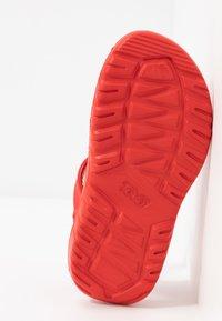 Teva - Sandales de bain - firey red - 5