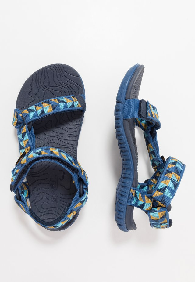 Vandringssandaler - blue