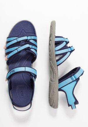 Walking sandals - alaskan blue