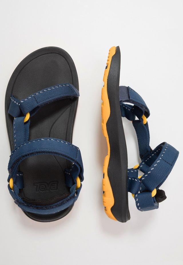 Chodecké sandály - speck navy