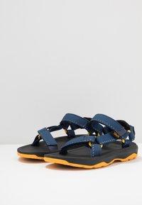Teva - Walking sandals - speck navy - 3