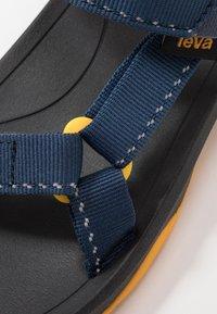 Teva - Walking sandals - speck navy - 2