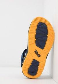 Teva - Walking sandals - speck navy - 5
