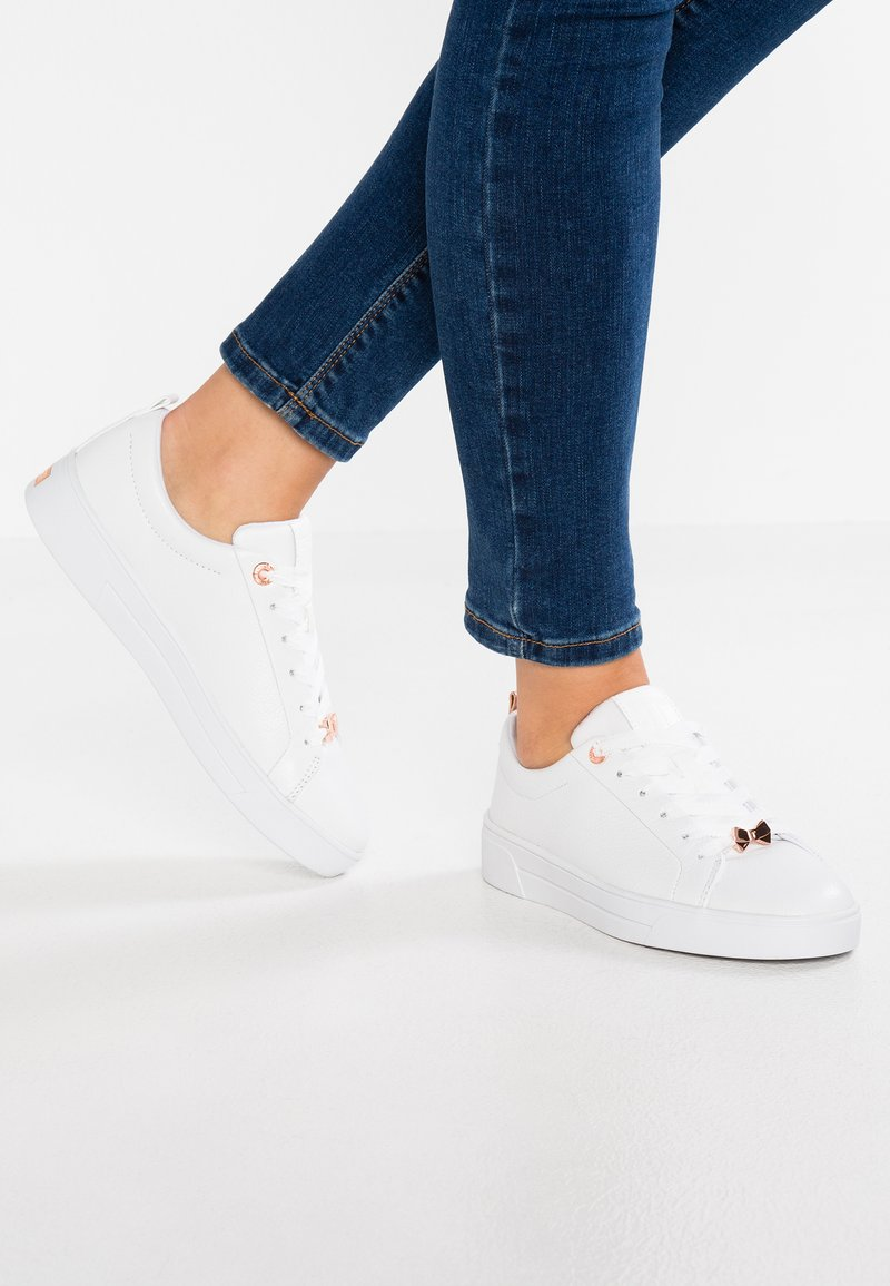 Ted Baker - GIELLI - Sneakers laag - white