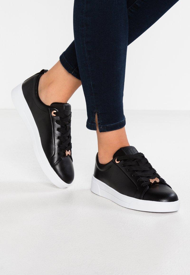 Ted Baker - GIELLI - Sneakers laag - black