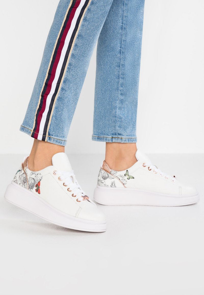 Ted Baker - Sneakers basse - white narnia