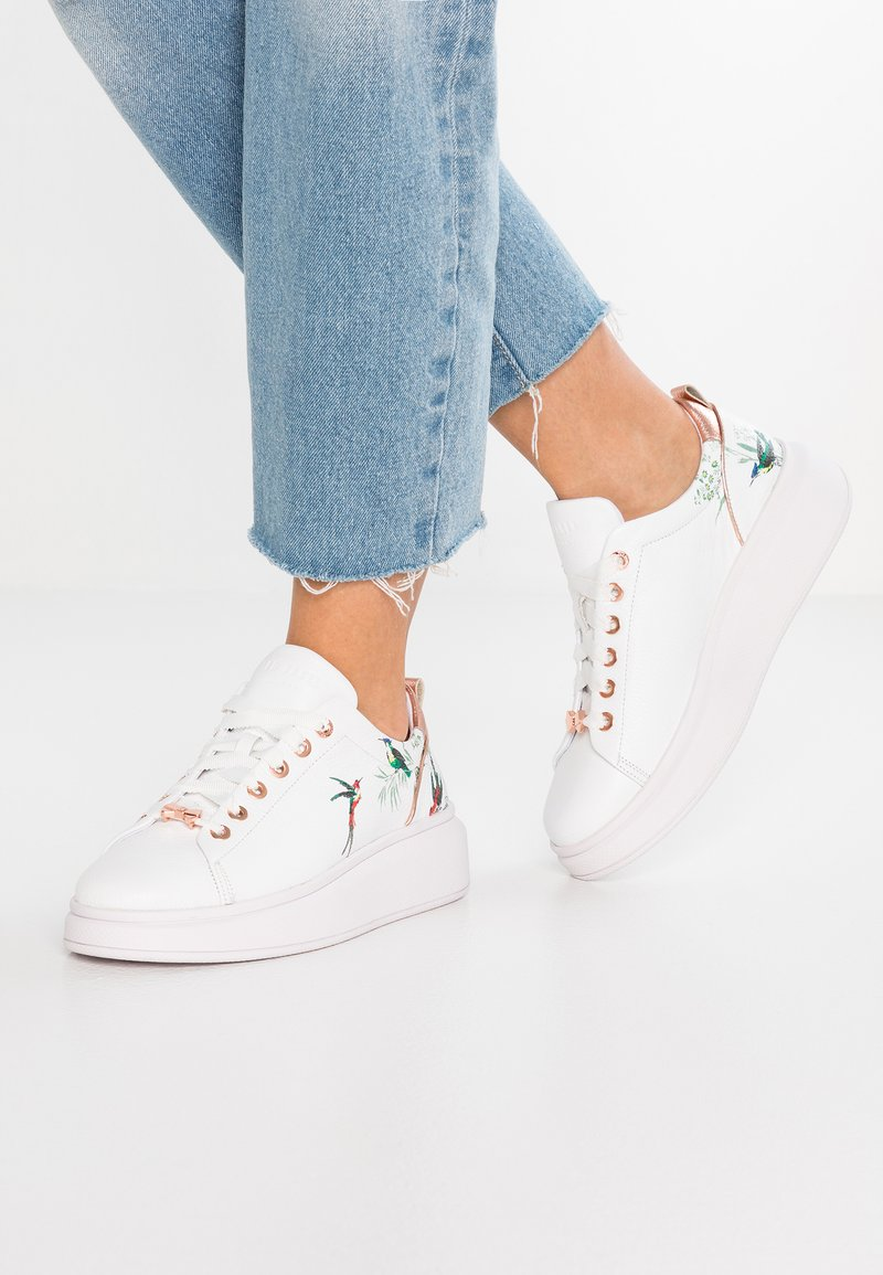 Ted Baker - AILBE - Trainers - white