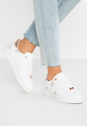 ACANTHA - Trainers - white fortune