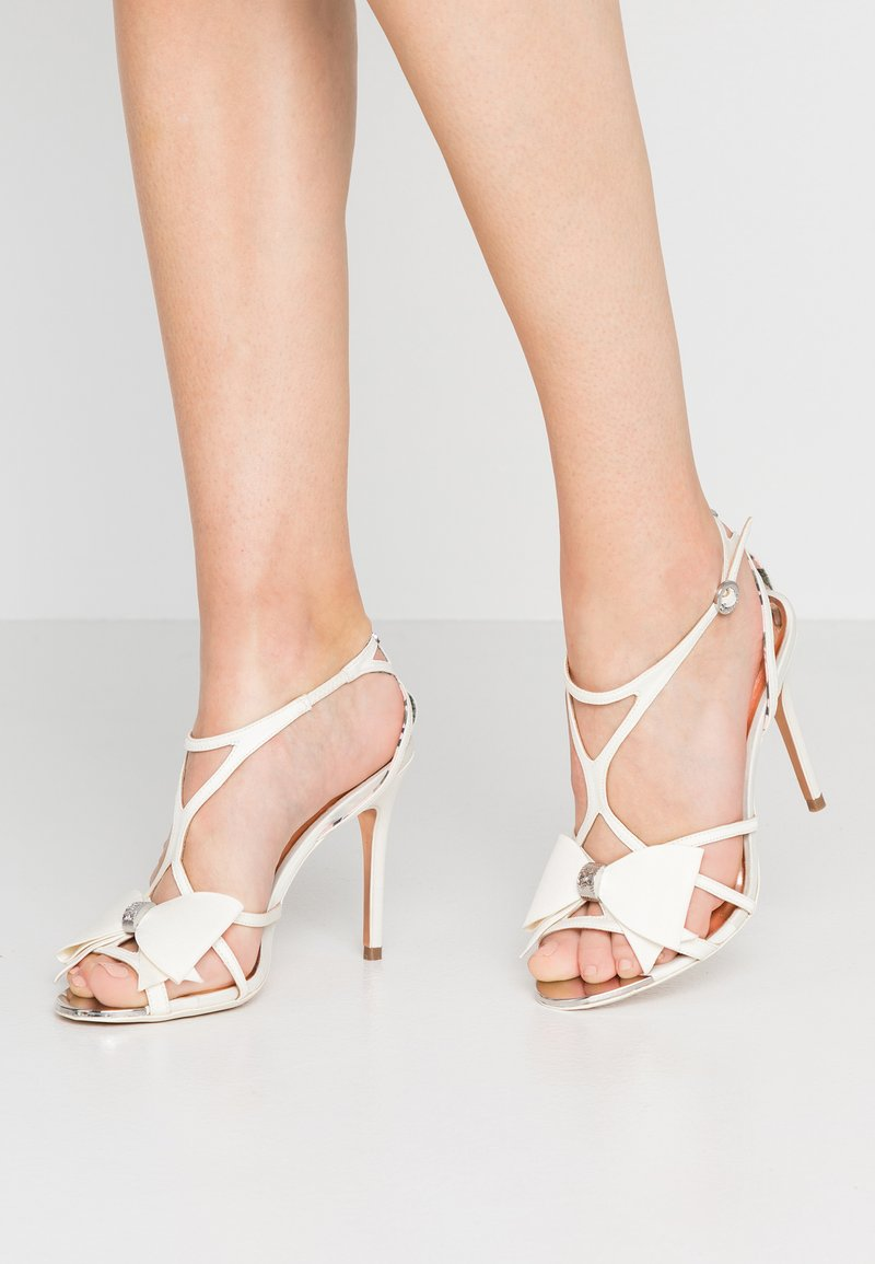 Ted Baker - ARAYIS - High heeled sandals - ivory