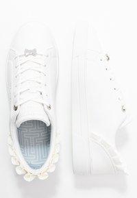 Ted Baker - ASTRINA - Sneaker low - white - 3