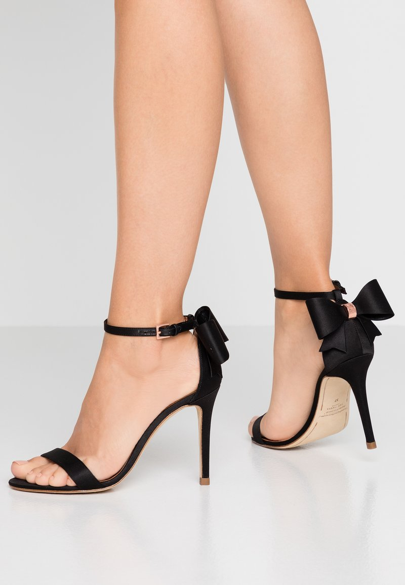 Ted Baker - BOWTIFL - High heeled sandals - black