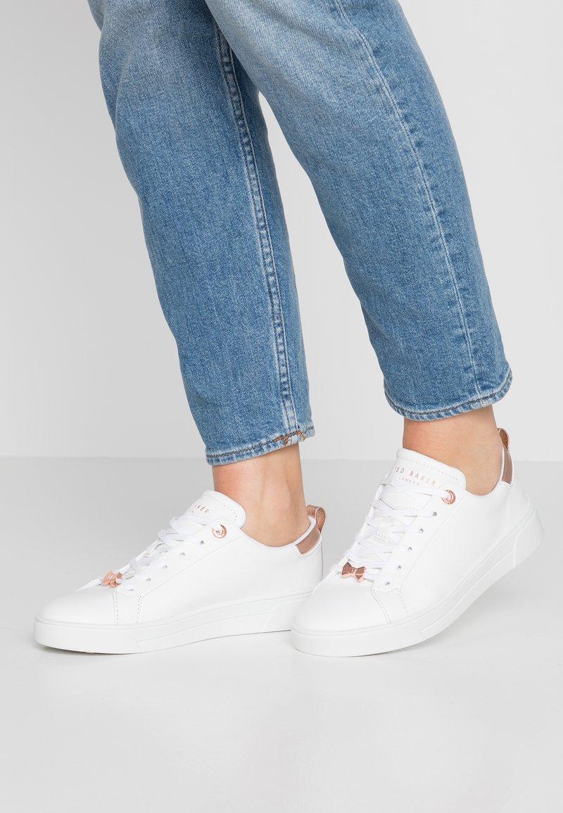 Ted Baker - GIELLI - Sneaker low - white
