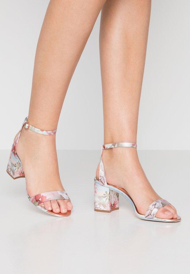 ROZIE - Sandals - mint choc chip