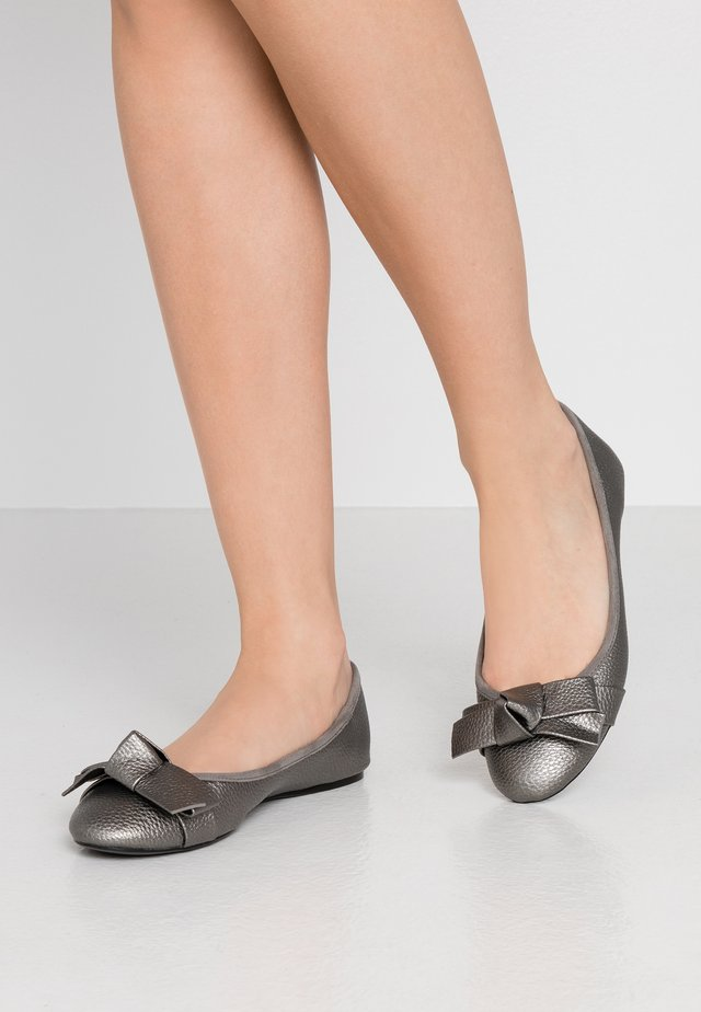 ANTHIAA - Ballerinat - gunmetal
