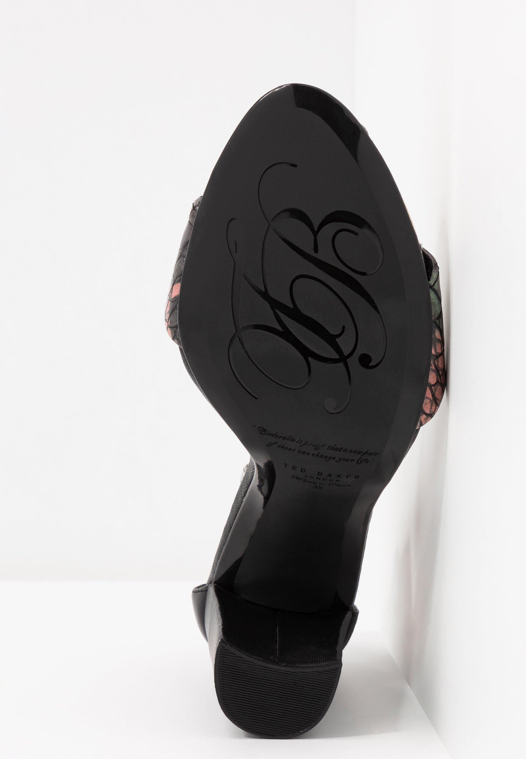 Ted Baker SECOAIM - High Heel Sandalette - black - Black Friday