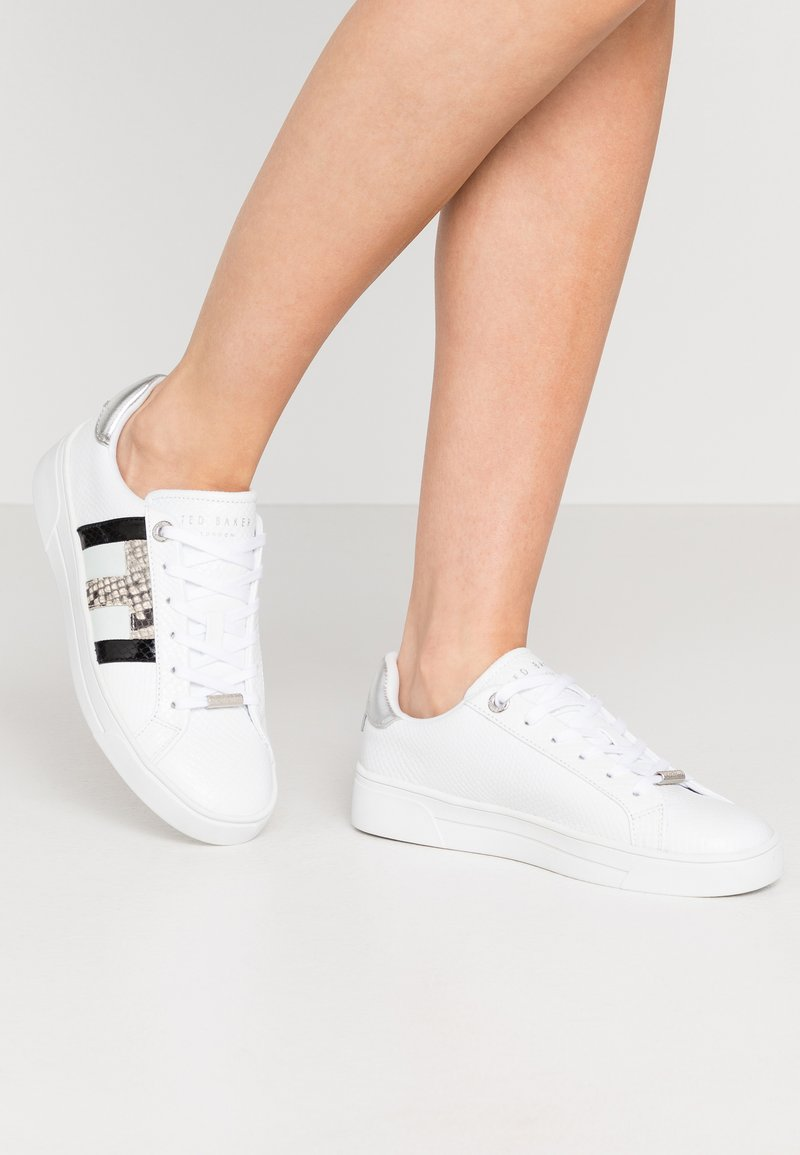 Ted Baker - TENNID - Sneakers laag - white