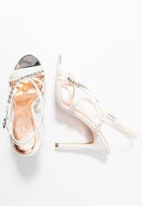 Ted Baker - THEANAI - Sandaler med høye hæler - ivory - 3