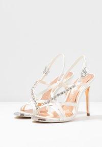 Ted Baker - THEANAI - Sandaler med høye hæler - ivory - 4