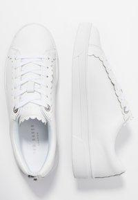 Ted Baker - TILLYS - Sneakers laag - white - 3