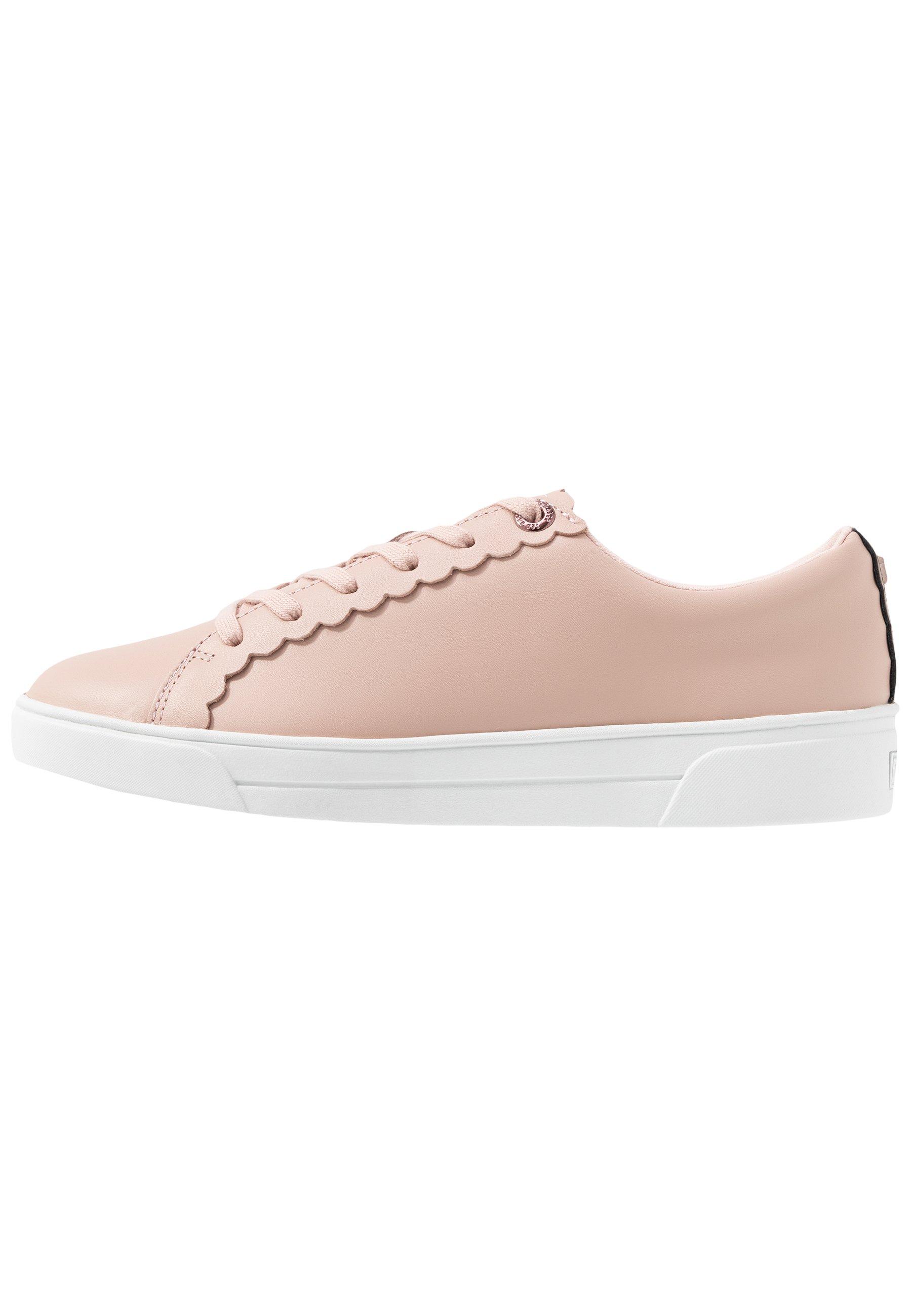 Ted Baker TILLYS - Sneakersy niskie - nude/pink