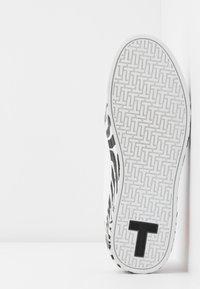 Ted Baker - LENNES - Matalavartiset tennarit - ivory - 6